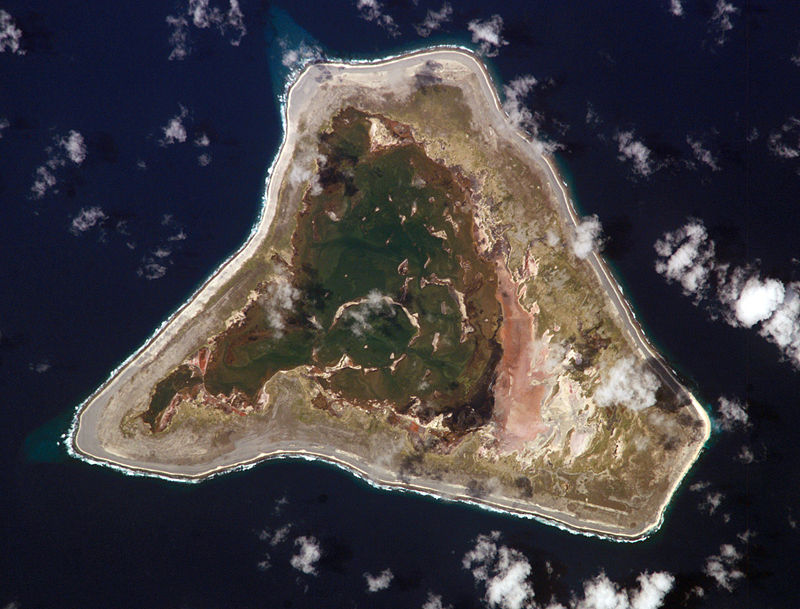 Photo of Malden Island, Kiribati